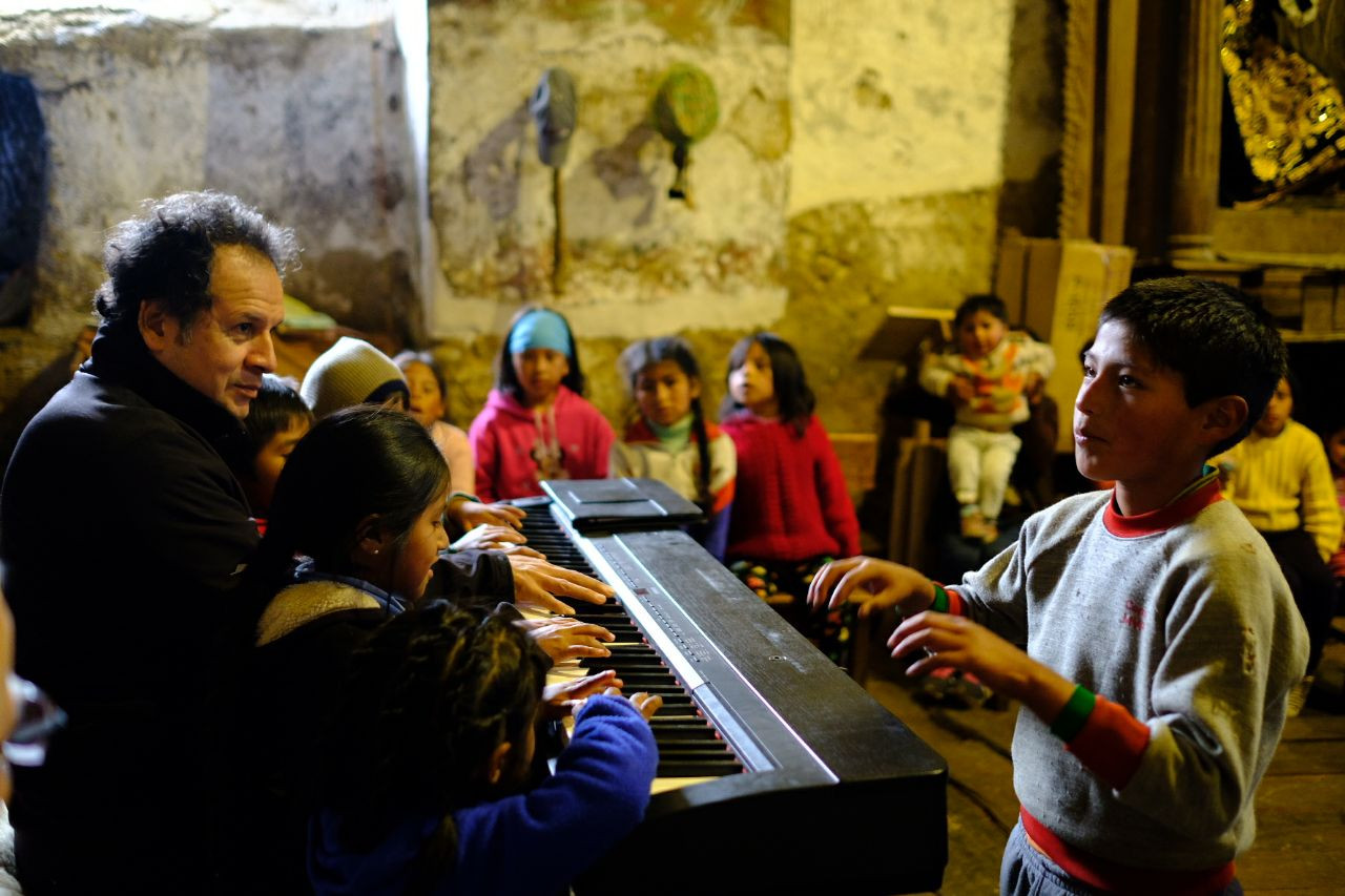 Musical Journey - Joy of music with children