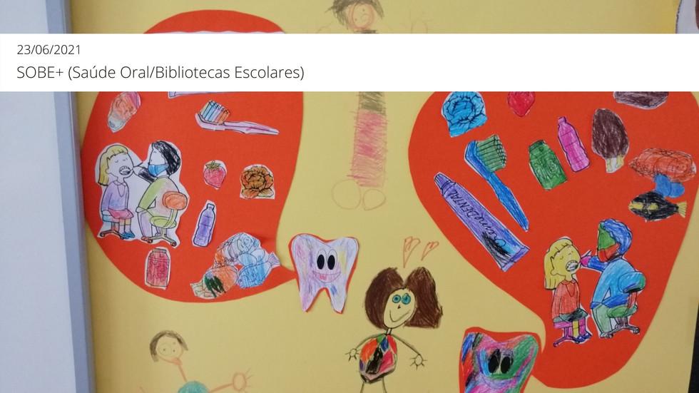 SOBE+ (Saúde Oral/Bibliotecas Escolares)