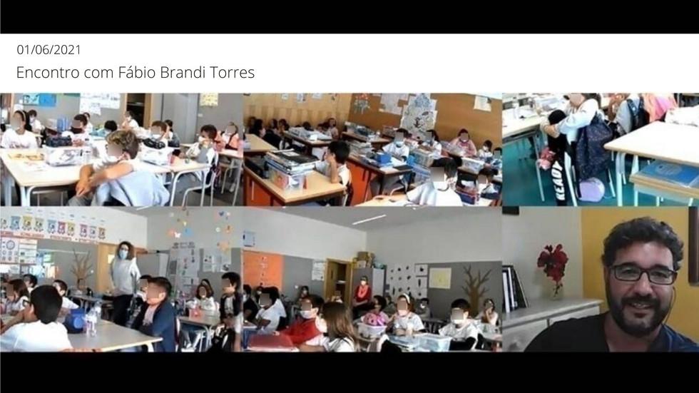 Encontro com Fábio Brandi Torres