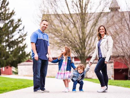 The P Family - Glenmoore, PA