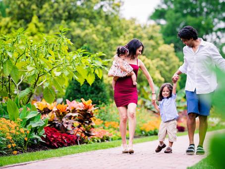 The G Family - Longwood Gardens