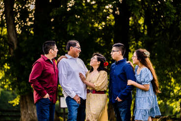 Uscamayta Family Springton Manor July 20
