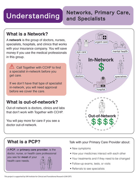 Understanding Networks Covering Wisconsi