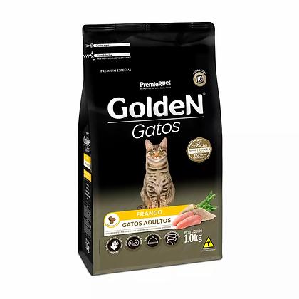 Golden Gatos Adultos - Sabor Frango
