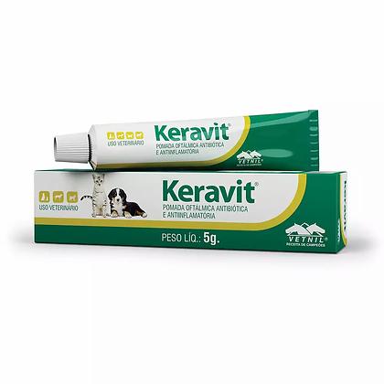 Keravit - pomada oftálmica - 5 g