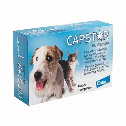 Capstar Antipulgas - 2 comprimidos