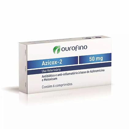 Azicox 2 - 6 comprimidos