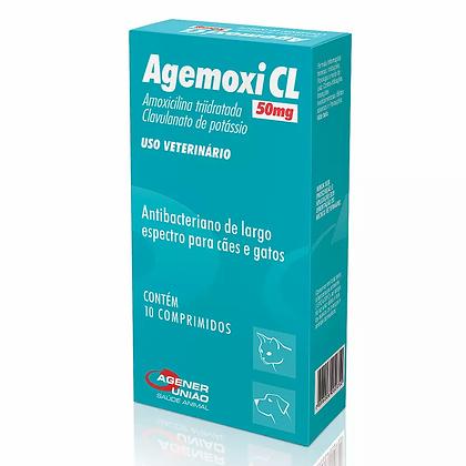 Agemoxi CL - 10 comprimidos