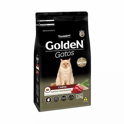 Golden Gatos Castrados - Sabor Carne