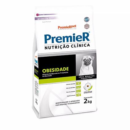 Premier NC Cães - Obesidade - Raças Pequenas - 2 kg