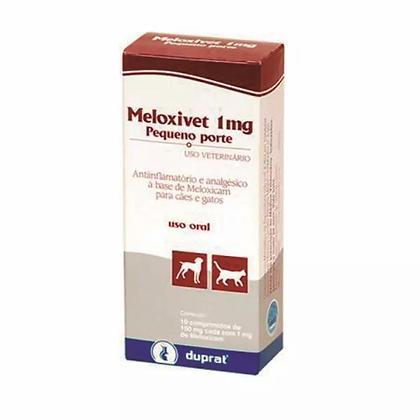 Meloxivet - 10 comprimidos
