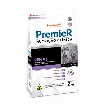 Premier NC Cães - Renal - 2 kg