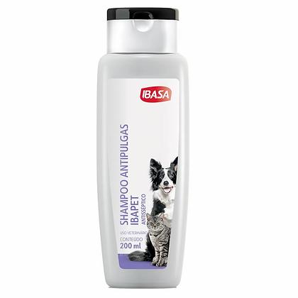 Shampoo Antipulgas Ibasa - 200 mL