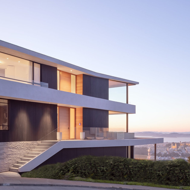 Sutro Heights Modern