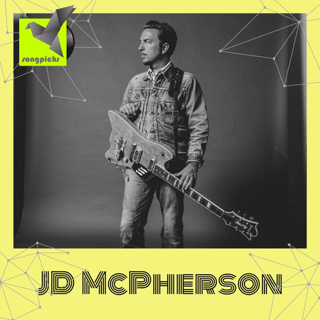 JD McPherson - Current Album Favorites