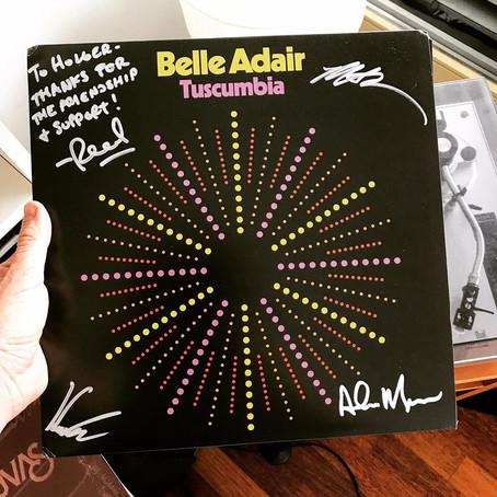 """Album Tip: Belle Adair """"Tuscumbia"""""""