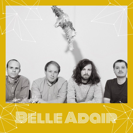 Belle Adair's 10 Favorite Albums of 2017