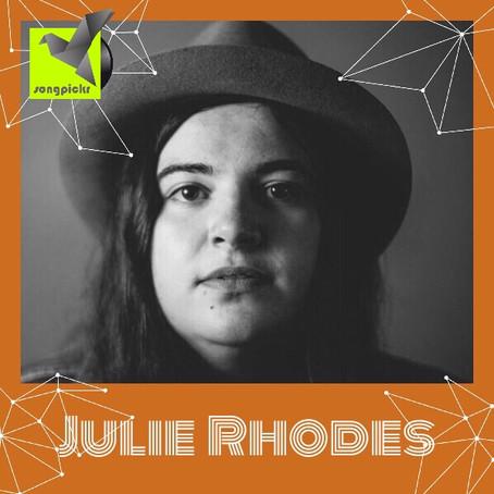 Julie Rhodes - 10 Favorite Albums of 2017