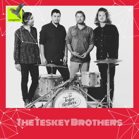 The Teskey Brothers - 10 Favorite Albums of 2017