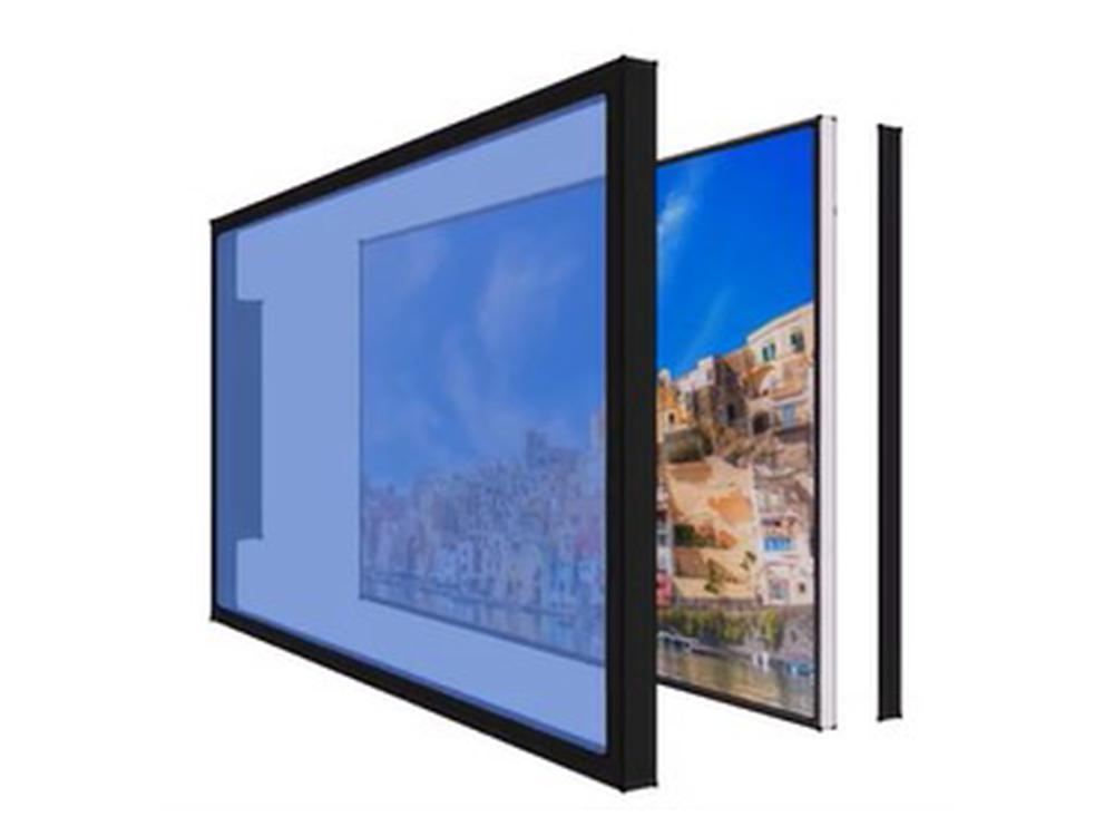 Rendre tactile un écran avec l'overlay