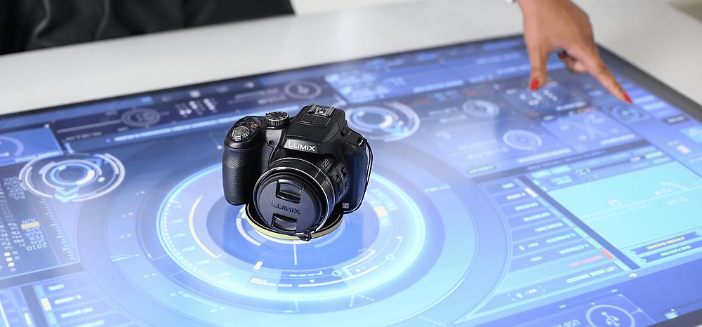 La reconnaissance d'objet tactile permet de créer un lien tangible entre le physique et le digital.
