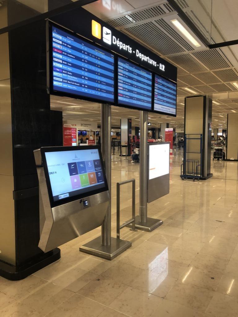 Aéroport de Paris 2019