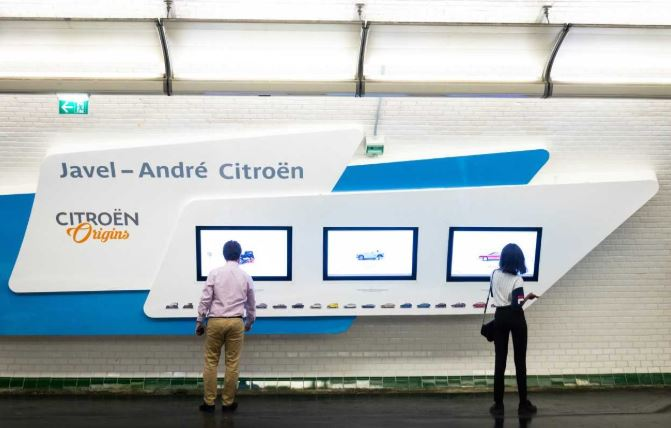 RATP - Citroën
