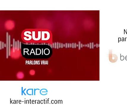 Betterair sur Radio Sud