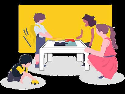 Logiciel tactile pour enfants Alizey Technology