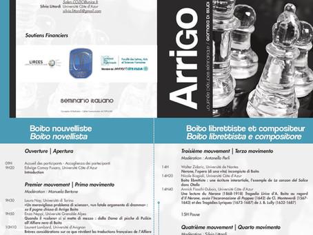 Nouvel article en ligne ! Contribution au colloque Arrigo Boito, Nice, 30.11.2018