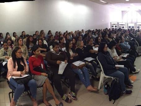 IGEVE promove capacitação profissional dos funcionários de São Vicente.