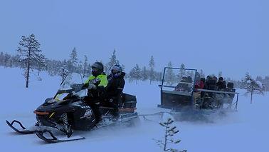 Vinter transport