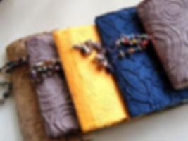 Linda McCausland Handmade Paper Journals