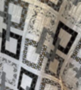Ruth's Quilt - Modern Elegance 48 x 72 c