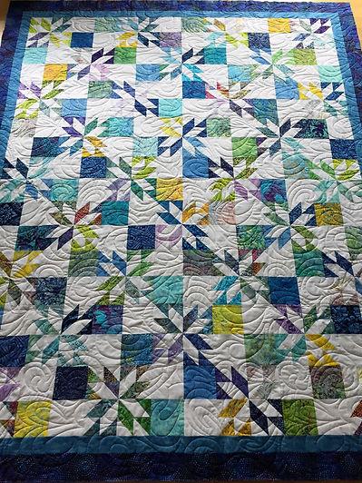 Ruth's Quilt - Starburst 72 x 90.jpeg