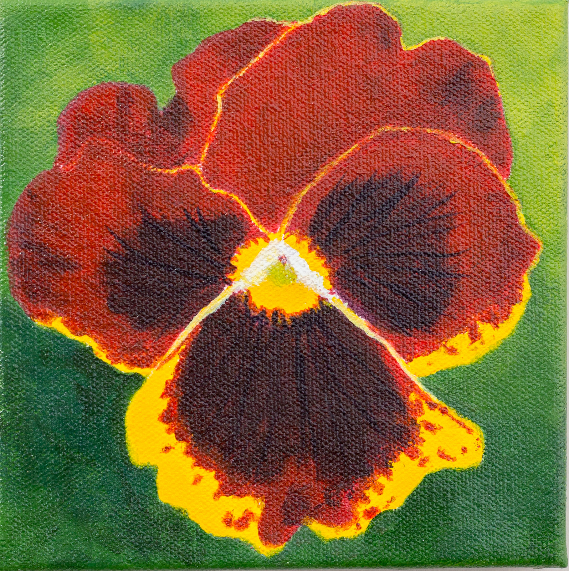 Pansy #3 - Sold