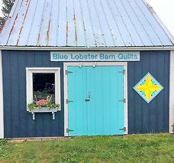 Ellen - 2 - Outside Blue Lobster Barn Qu