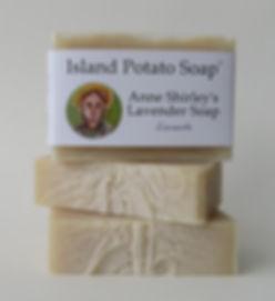 Island Potato Soap - Anne Shirley's Lave