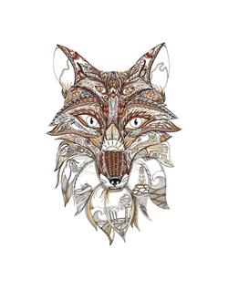Lindsey - Red Fox - 144+-+11+x+14+c