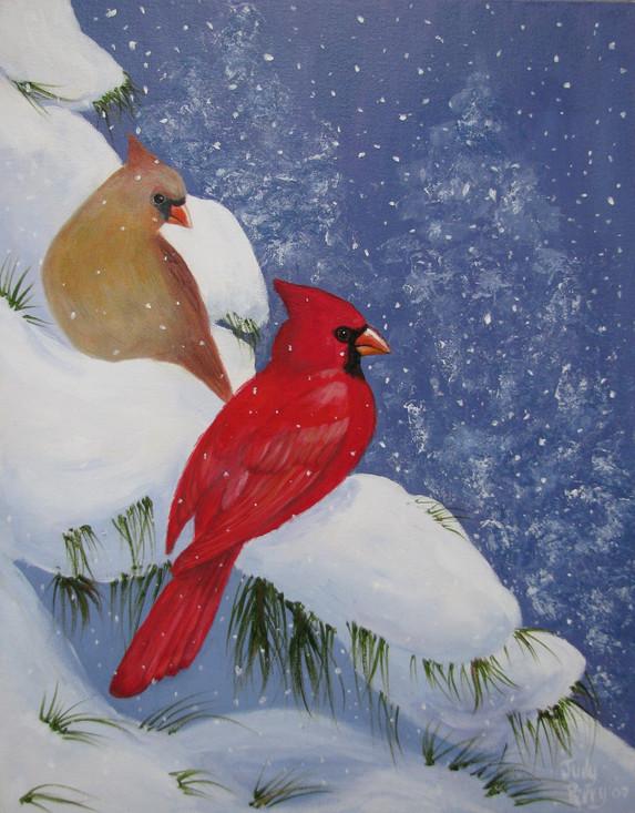 Cardinals - gift