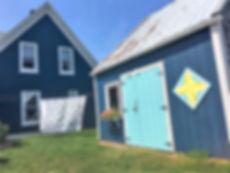 Ellen - 2 - Outside - Barn Quilt IMG_000
