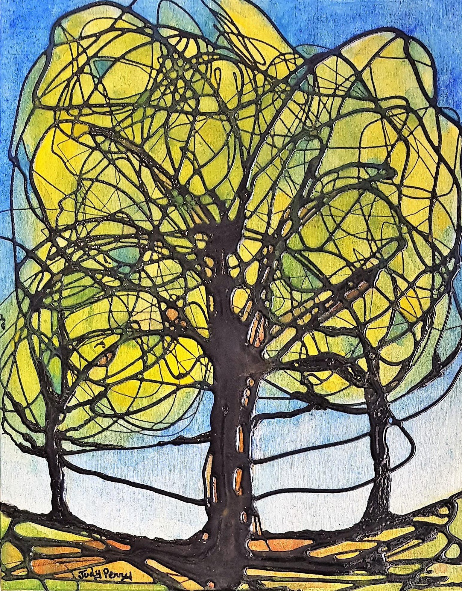Famiy Tree - 8 x 10 - Sold
