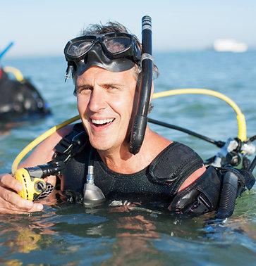 PADI RESCUE DIVER COURSE & EFR  - Thailand, Simple Life Divers