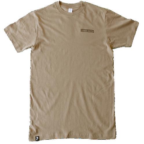 T-shirt - Camel