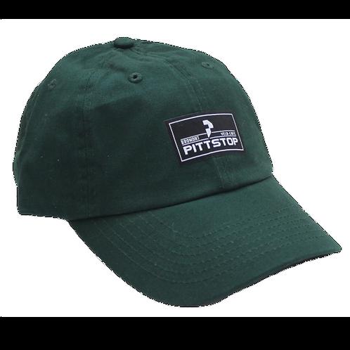 "Casquette ""Dad Hat"" - Vert forêt"