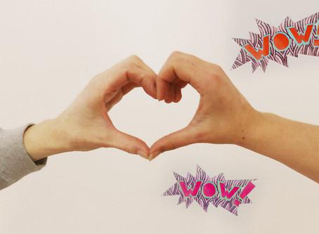 Recept voor loyale klanten: de 'wow-factor'!