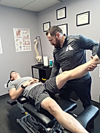 Dr. Mike Penkin | Pinnacle Hill Chiropractic | Sport Chiropractor Rochester NY | Rochester Sports Chiropractor
