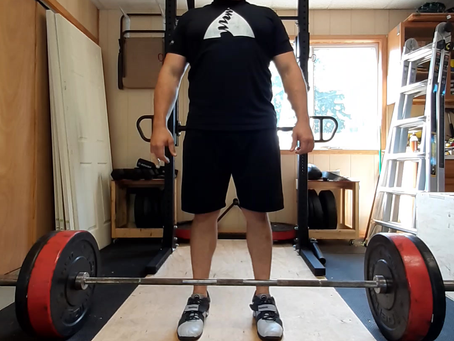 The Barbell Clean