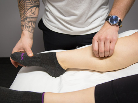 Shin Splints: What are they and how do I get rid of them?