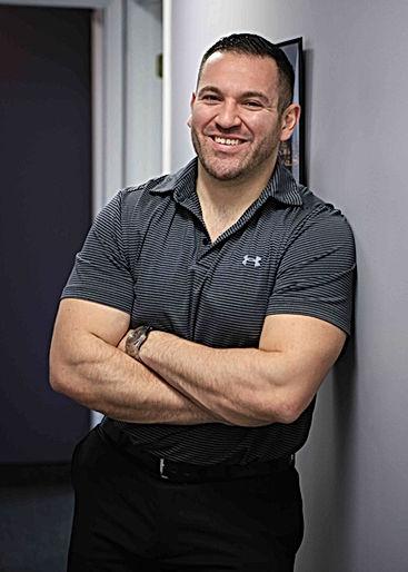 Dr. Michael Penkin | Rochester Chiropractor | Rochester Sport Chiropractor | Bodybuilder